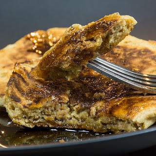 Pale Ale Savory Sausage Pancakes