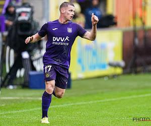 Sergio Gomez, le coup de l'été à Anderlecht