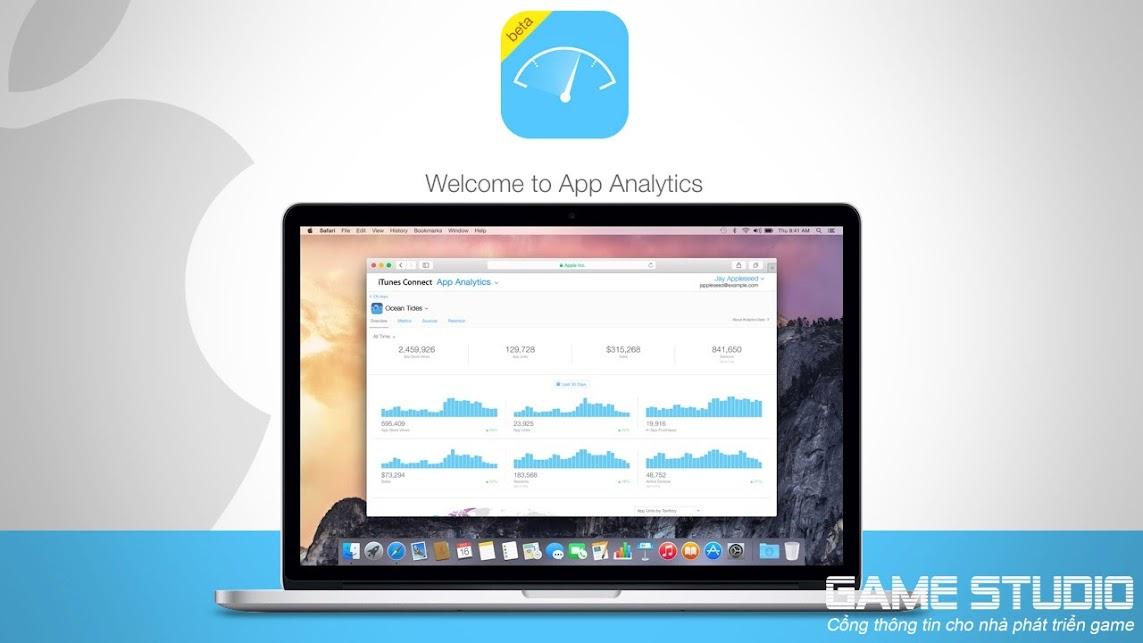 Một số điều bạn cần biêt về Apple App Analytics