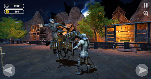 Archery King Horse Riding Game - Archery Battle screenshots 13