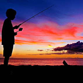 Catch of the Day by Ad Blessings - Babies & Children Children Candids