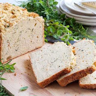 Gluten Free Falafel Bread