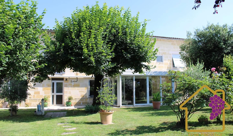 Maison avec piscine et terrasse Saint-Emilion
