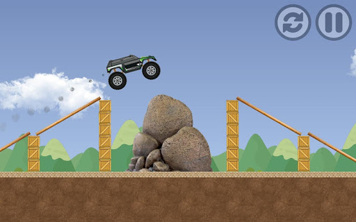 Monster Truck Xtreme Offroad Game modavailable screenshots 17