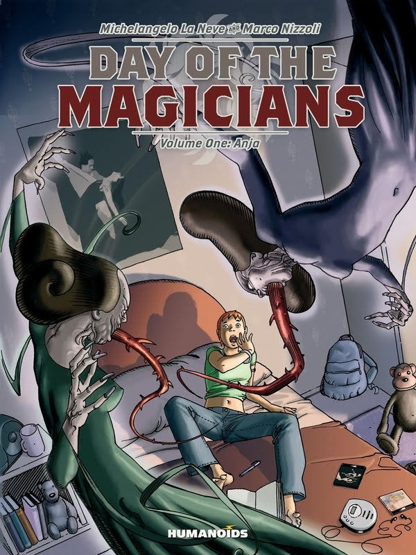 Day of the Magicians (2015) - complete