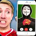 New Fake Call icon