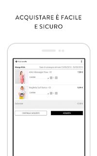 Privalia, outlet di moda screenshot 09
