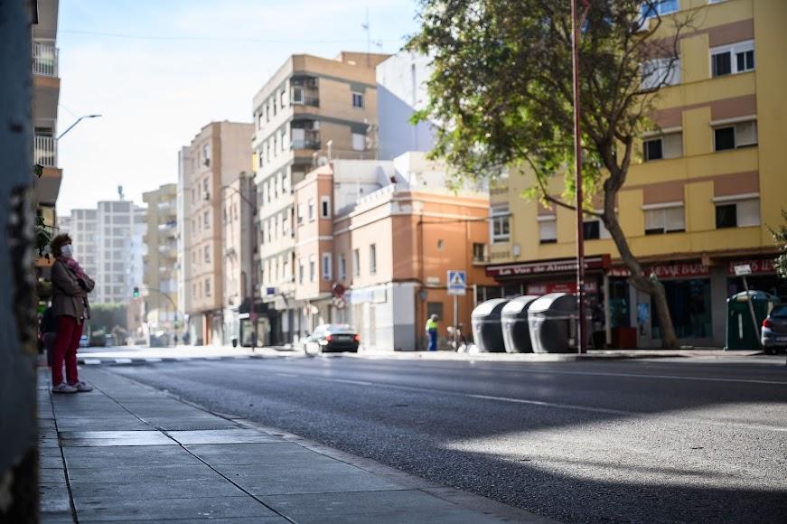 El barrio de El Zapillo sufrirá una modificación importante en su movilidad gracias a los fondos DUSI