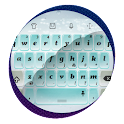 Ice frappe TouchPal Skin icon