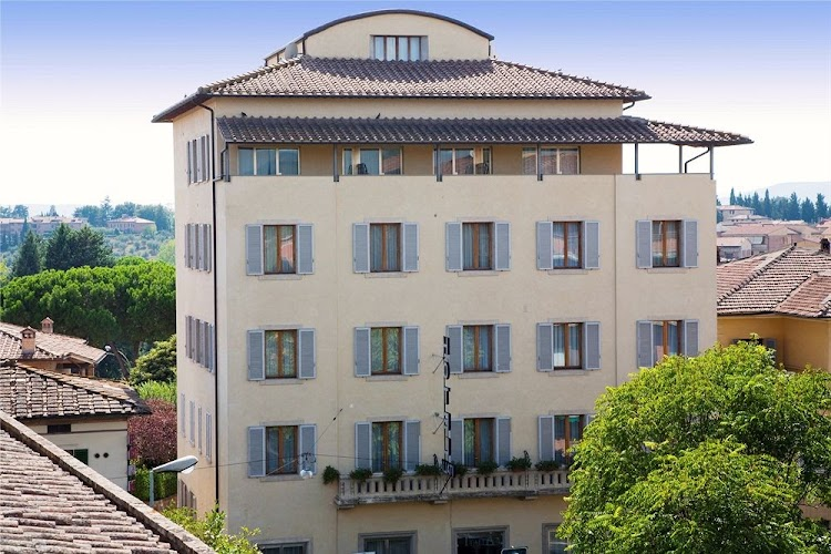 Hotel Italia vista hotel
