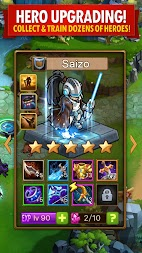 Magic Rush: Heroes APK screenshot thumbnail 16