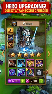 Magic Rush: Heroes APK screenshot thumbnail 9
