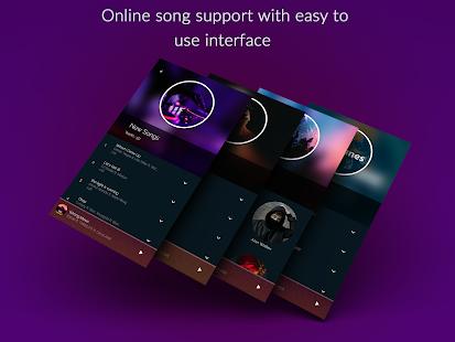 Musicana Music Player Screenshot