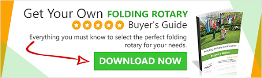 Folding rotary clothesline buyers guide