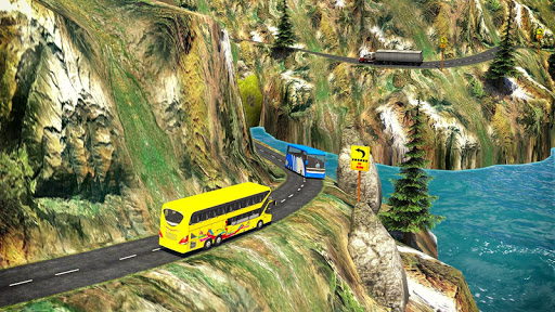 Bus Driver 2018: Hill Climb Driving for PC