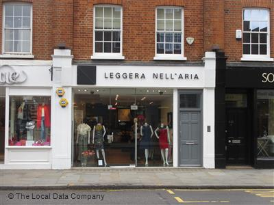 Leggera Nell'Aria on King's Road - Fashion Shops in Chelsea