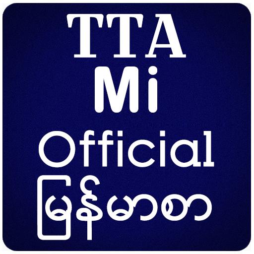 TTA Mi Official Myanmar Font - Apps on Google Play