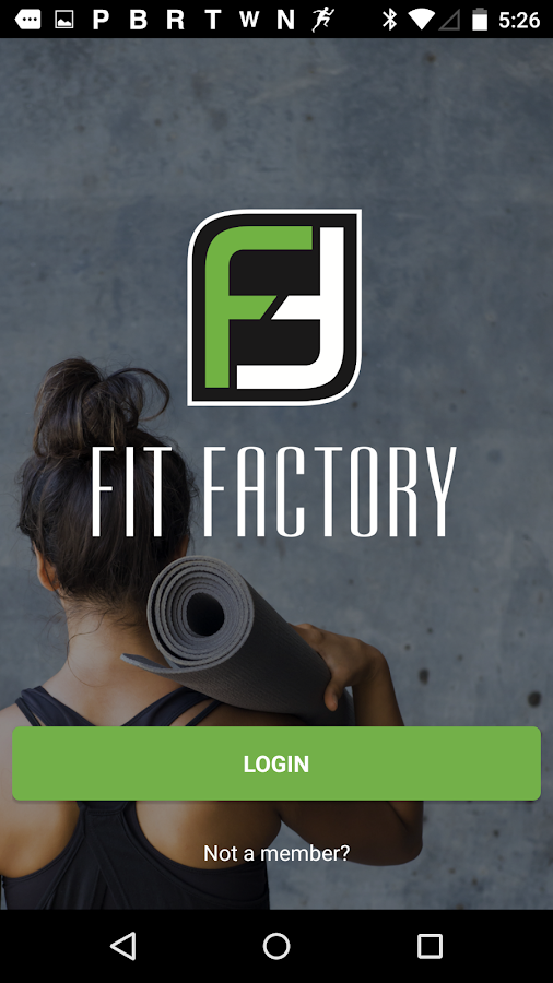 Fit Factory- screenshot