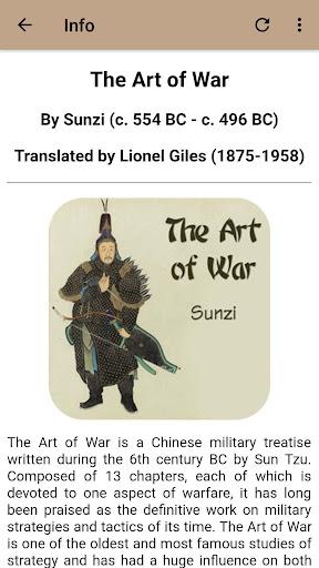 The Art of War by Sun Tzu (ebook & Audiobook) 9.0.5 screenshots 2