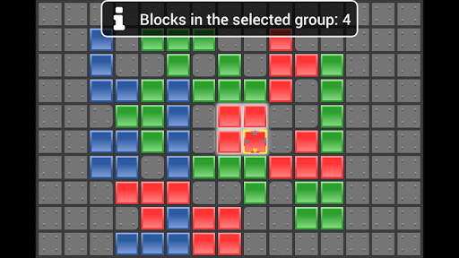 The Right Block - puzzle screenshot 3