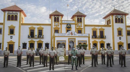 La reunión se celebró ayer en la Base 'Álvarez de Sotomayor', sede de la Brigada 'Rey Alfonso XII' II de La Legión.