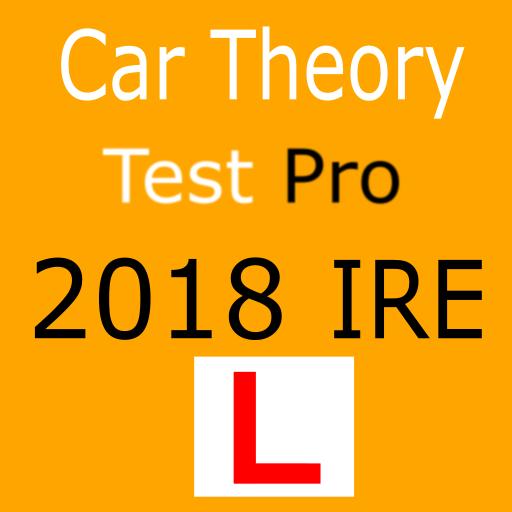 Irish Car Theory Test Pro 2018