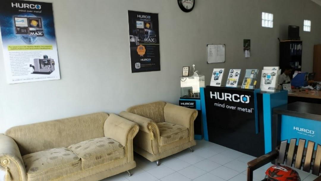 PT  ARANSA SARANA TEKNIK NIAGA - HURCO SOLE AGEN INDONESIA - Metal