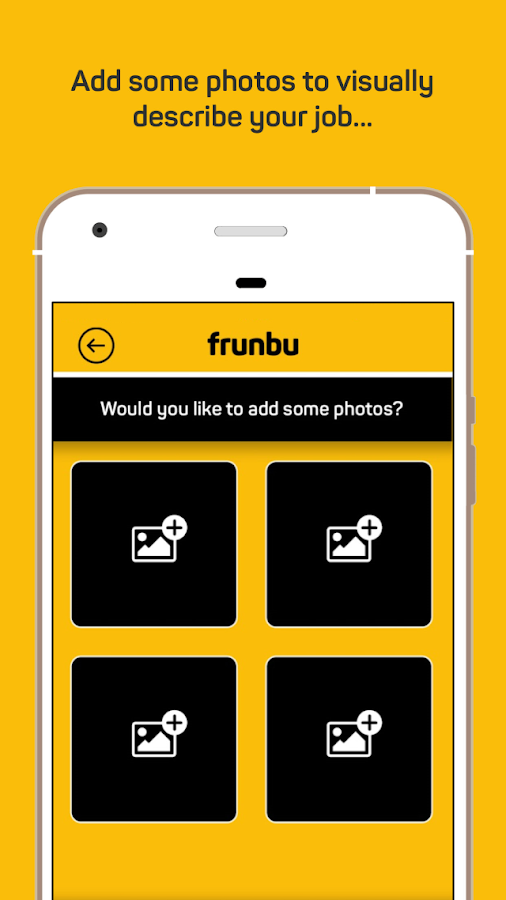 Frunbu- screenshot
