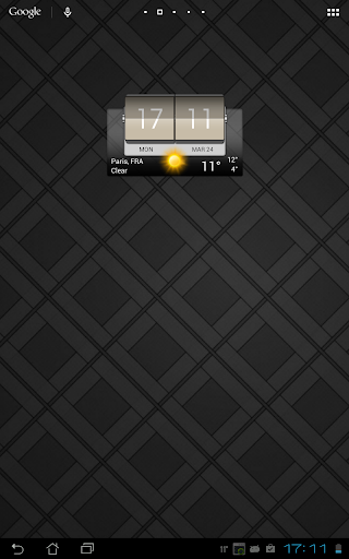 3D Flip Clock & Weather Pro  screenshots 9