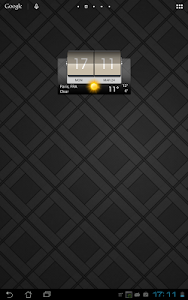 3D Flip Clock & Weather Pro screenshot 8