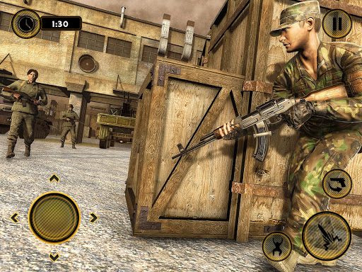 Last Day of World War Hero : WW2 Games  screenshots EasyGameCheats.pro 4