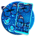Blue Butterfly Launcher Theme icon
