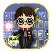 App Harry Magic Boy Keyboard Theme APK for Windows Phone