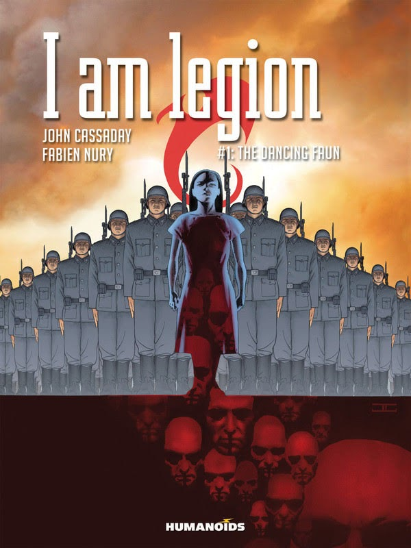 I am Legion (2015) - complete