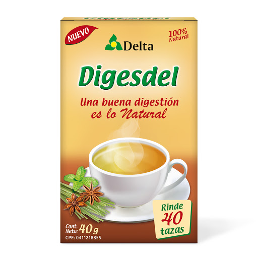 infusion delta digesdel 40g