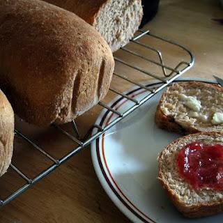 Honey Oatmeal Whole Wheat Bread II