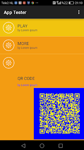 free QR code scanner plus - náhled
