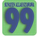 Sunayen Allah Kyawawa 99 icon