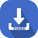 Video Downloader for Facebook (Fastest) icon
