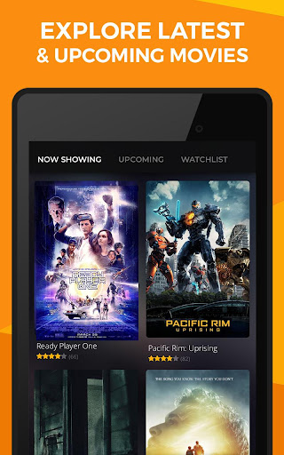 Popcorn: Movie Showtimes, Tickets, Trailers & News 5.10.29 screenshots 11