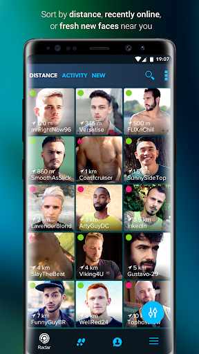 ROMEO - Gay Chat & Dating 3.3.0 screenshots 2