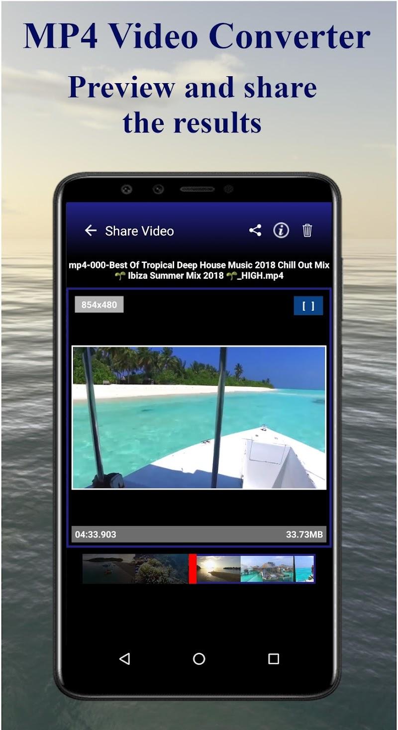 MP4 Video Converter PRO Screenshot 5