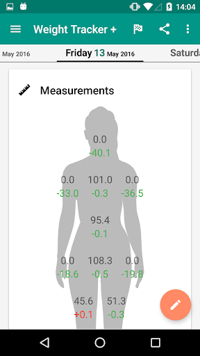 Weight Loss Tracker + screenshot 2