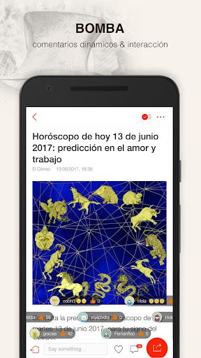 Noticias América—Plataforma popular de noticias for PC