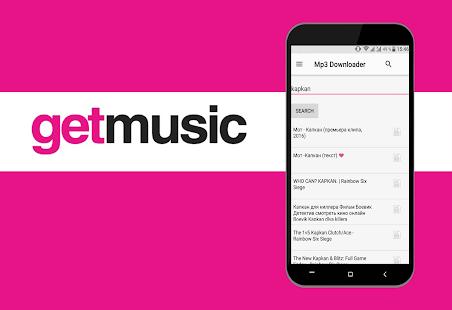 Download GetMusic For PC Windows and Mac apk screenshot 4