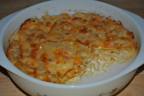 Good, Old Fashioned Macaroni And Cheese, Sure To Please!