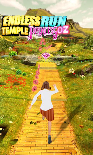 Endless Run Temple Princess Oz 1.0.1 screenshots 2