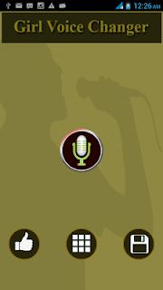 Girl Voice Changer screenshot 00