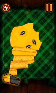 Slice The Cheese v1.8 (Mod Money/Ads-Free)