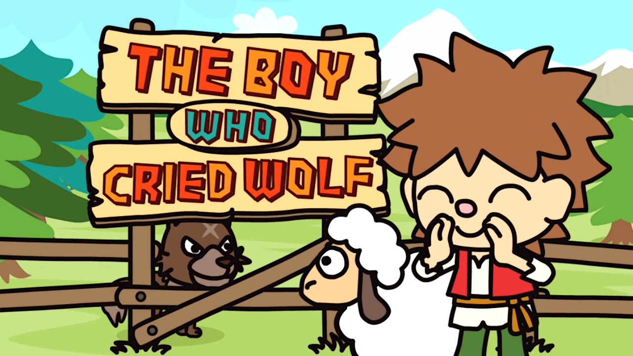 The Boy Who Cried Wolf FREE Android Apps on Google Play